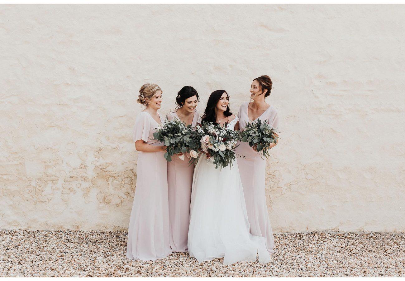 bridesmaids dresses Wales