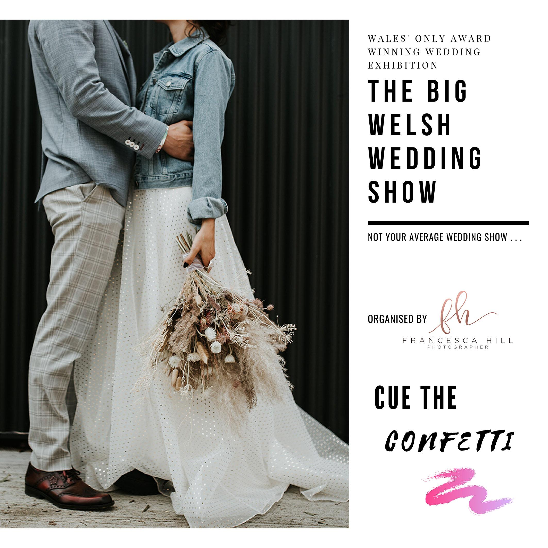 Wales only award winning wedding exhibition
